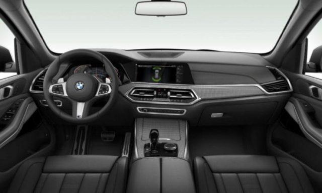 BMW X5 xDrive30d Msport Immagine 3