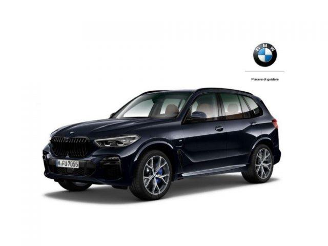 BMW X5 xDrive45e Msport Immagine 0