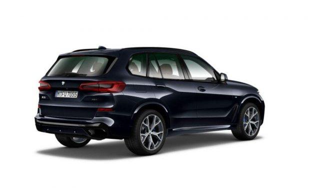 BMW X5 xDrive45e Msport Immagine 1