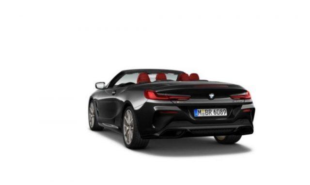 BMW 850 BMW 850 Mi xDrive Cabrio Immagine 4