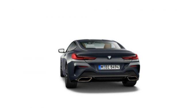 BMW 850 BMW 850 Mi xDrive Coupé Immagine 3