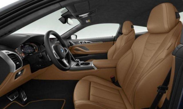 BMW 850 BMW 850 Mi xDrive Coupé Immagine 4
