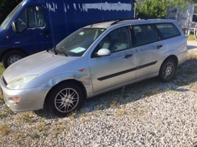 FORD Focus Antracite pastello