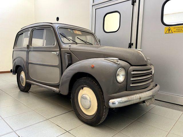 FIAT 500 Topolino Belvedere Immagine 1