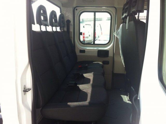 CITROEN Jumper 35 BlueHDi doppia cabina 7posti RIBALTABILE Immagine 3
