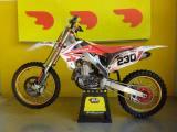 HONDA CRF 450 R cross