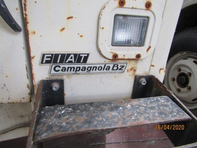 FIAT Campagnola Finestrata Immagine 4