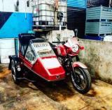 Jawa 350 Sidecar Usata
