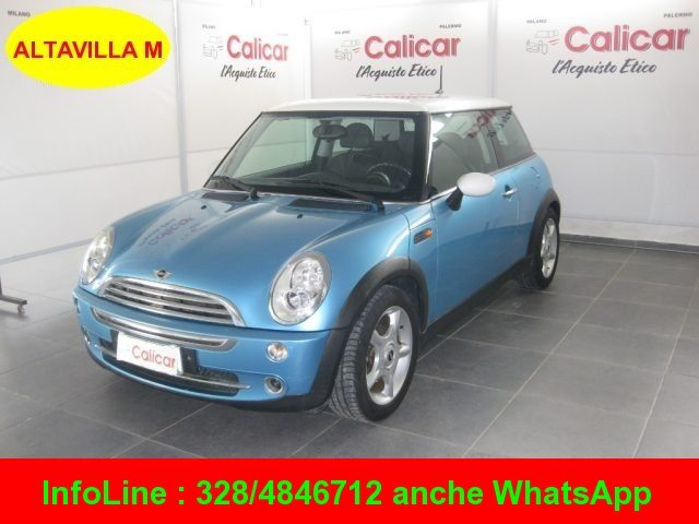 MINI Mini Electric Blue metallizzato