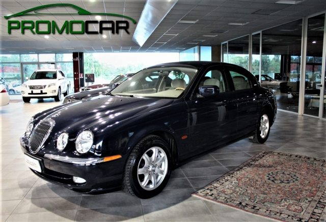 JAGUAR S-Type Blu pastello