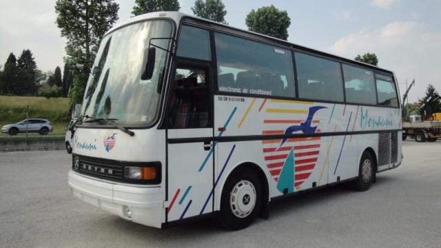 SETRA Other KASSBOHRER SETRA S 210 42 POSTI