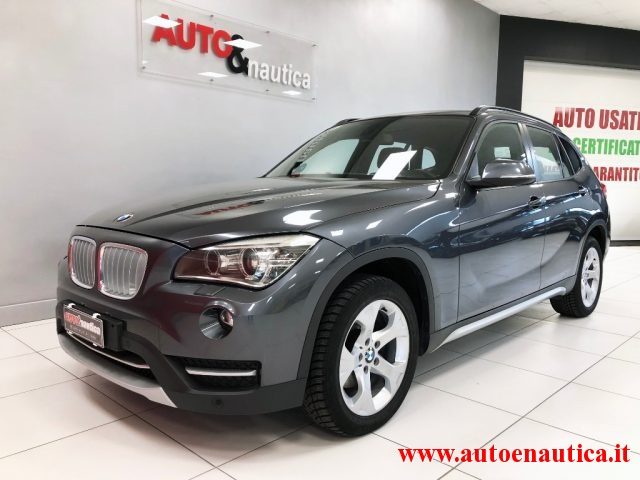 BMW X1 Antracite metallizzato