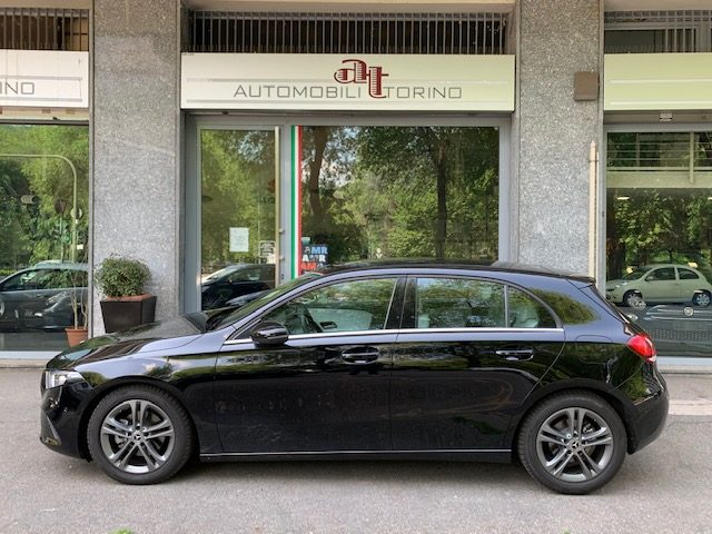 MERCEDES-BENZ A 180 d Automatic 4p. Business Extra Immagine 2