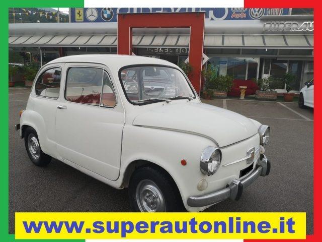 OLDTIMER Fiat 600  D Immagine 0