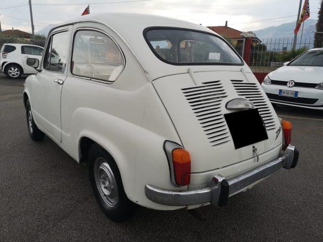 OLDTIMER Fiat 600  D Immagine 4