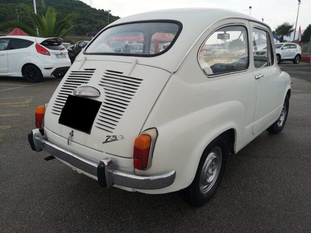 OLDTIMER Fiat 600  D Immagine 2