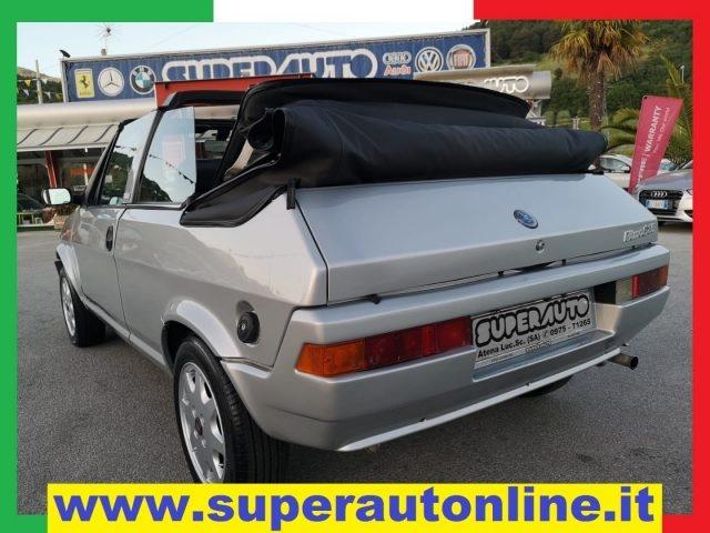 OLDTIMER Fiat RITMO 1.5  SUPER 1* SERIE  CABRIO / BERTONE Immagine 4