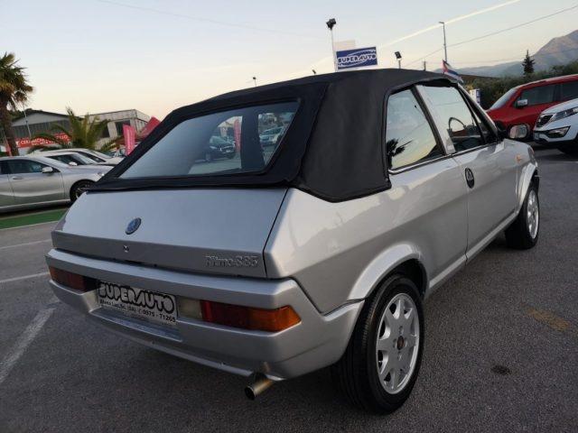 OLDTIMER Fiat RITMO 1.5  SUPER 1* SERIE  CABRIO / BERTONE Immagine 3