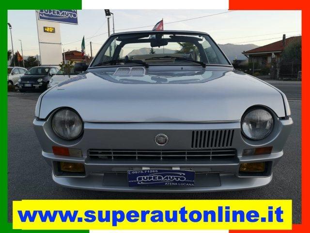 OLDTIMER Fiat RITMO 1.5  SUPER 1* SERIE  CABRIO / BERTONE Immagine 0