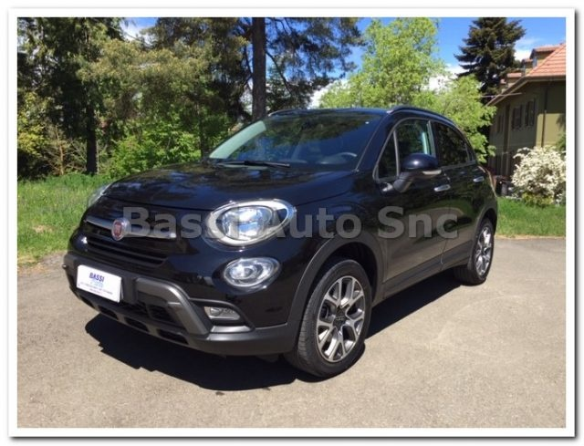 FIAT 500X Nero vulcano metallized