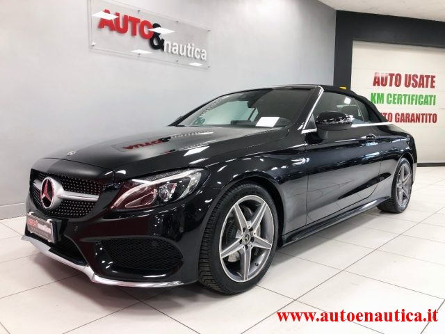 MERCEDES-BENZ C 220 Nero metallizzato