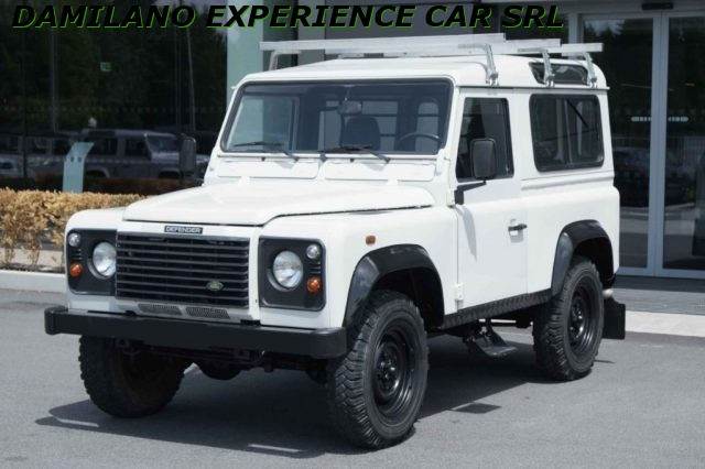 LAND ROVER Defender 90 2.5 Td5 - ABS - CLIMA