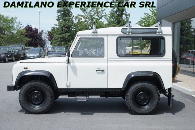 LAND ROVER Defender 90 2.5 Td5 - ABS - CLIMA - N1 Immagine 1