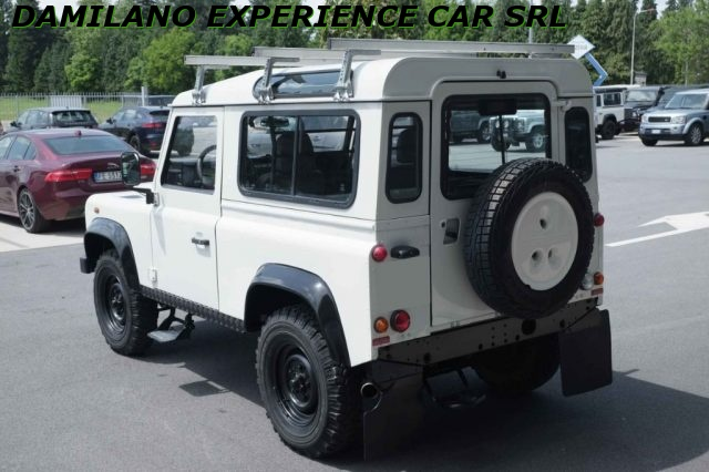 LAND ROVER Defender 90 2.5 Td5 - ABS - CLIMA - N1 Immagine 2