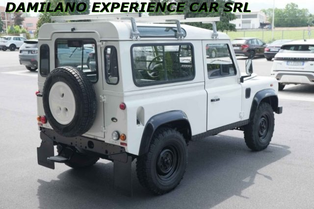 LAND ROVER Defender 90 2.5 Td5 - ABS - CLIMA - N1 Immagine 4