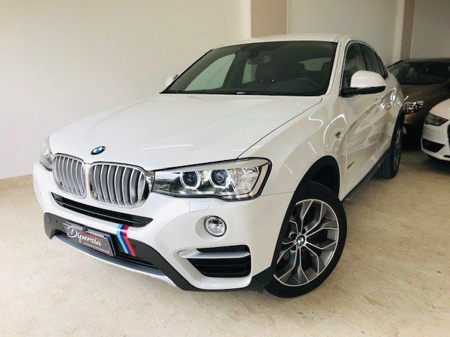BMW X4 xDrive20d xLine 64301 km