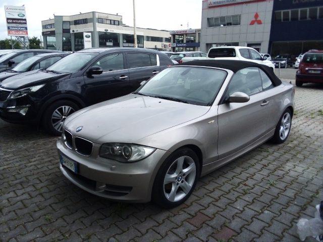 BMW 120 d Cabrio Eletta Immagine 0