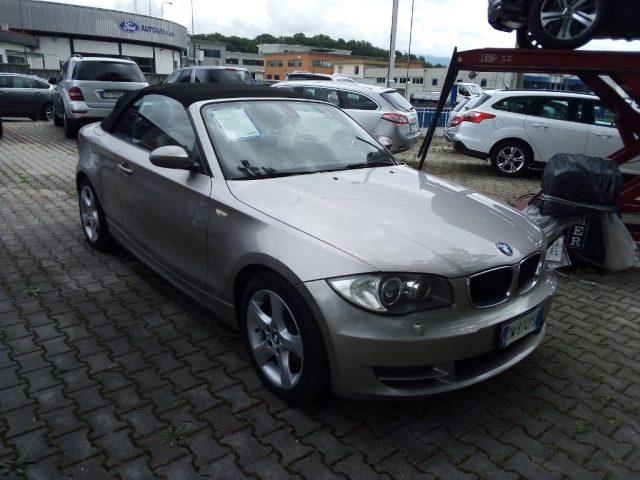 BMW 120 d Cabrio Eletta Immagine 1
