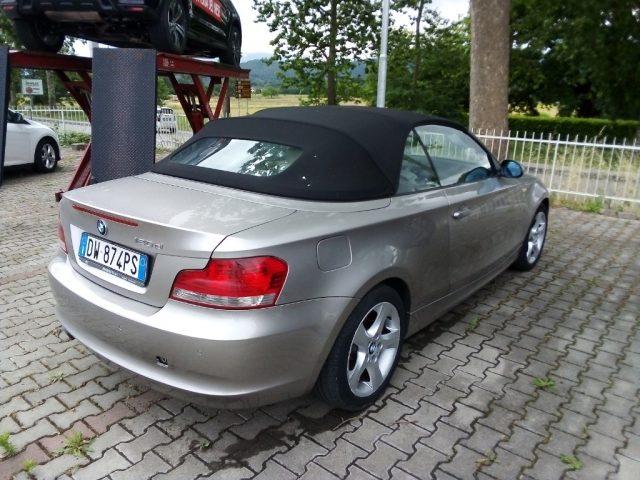 BMW 120 d Cabrio Eletta Immagine 2