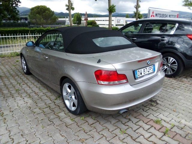 BMW 120 d Cabrio Eletta Immagine 3