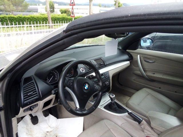 BMW 120 d Cabrio Eletta Immagine 4