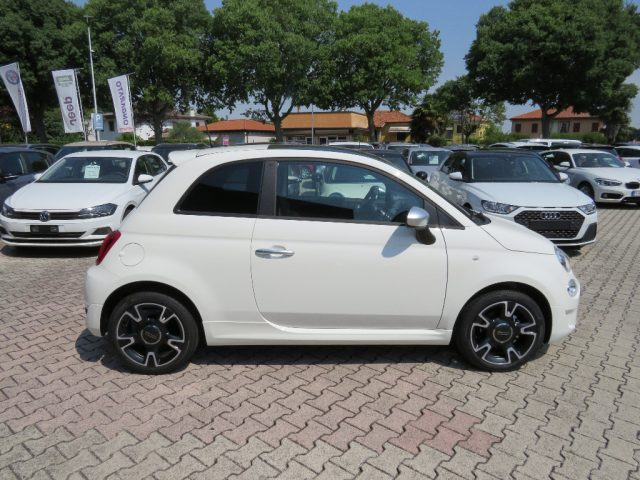 FIAT 500 1.0 Hybrid Rockstar #ClimaAuto Immagine 3
