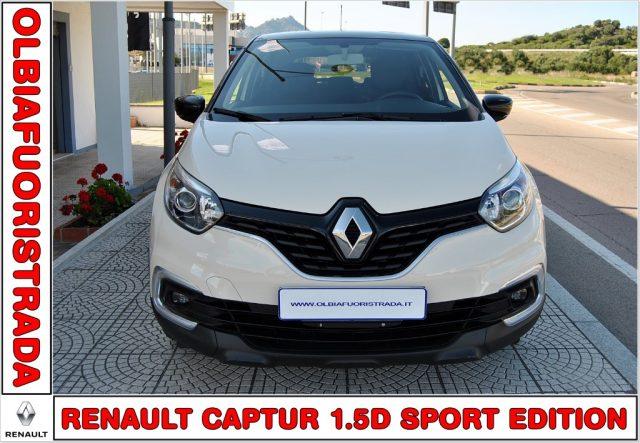RENAULT Captur dCi 8V 90 CV Sport Edition 40500 km
