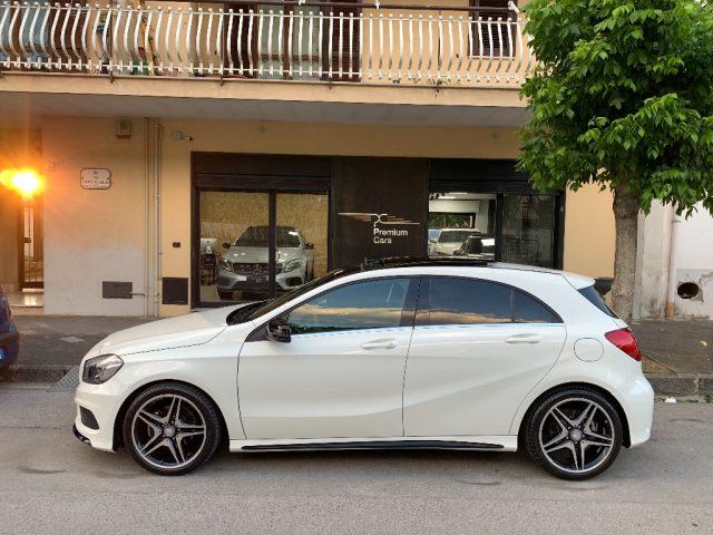 MERCEDES-BENZ A 180 CDI Premium Italiana Tetto AMG Navi LED Immagine 3