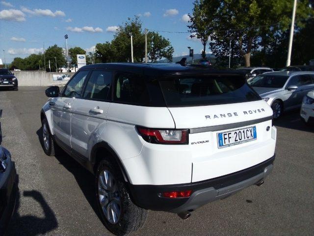 LAND ROVER Range Rover Evoque 2.0 TD4 150 CV 5p. SE Immagine 3