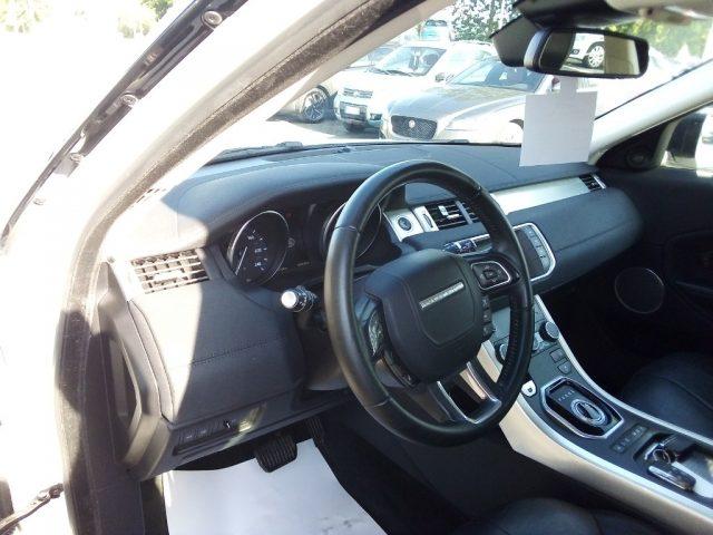LAND ROVER Range Rover Evoque 2.0 TD4 150 CV 5p. SE Immagine 4
