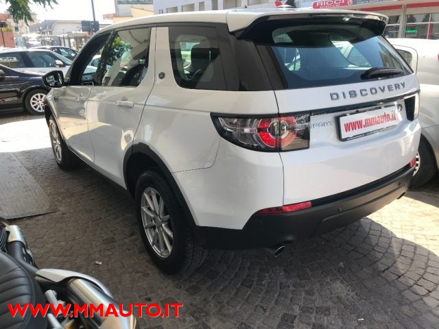 LAND ROVER Discovery Sport Bianco pastello
