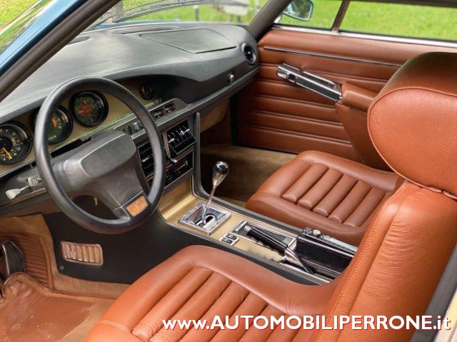 CITROEN SM 2.7 V6 Carburatori -Interni Nuovi-Ottime Condizion Immagine 3