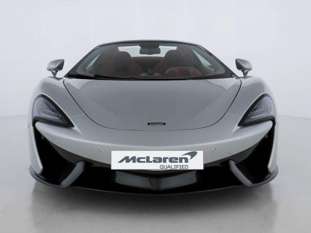 MCLAREN 570S Spider - McLaren Milano Immagine 1