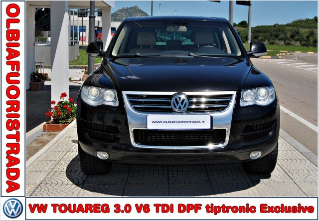 VOLKSWAGEN Touareg 3.0 V6 TDI DPF tiptronic Exclusive 92400 km