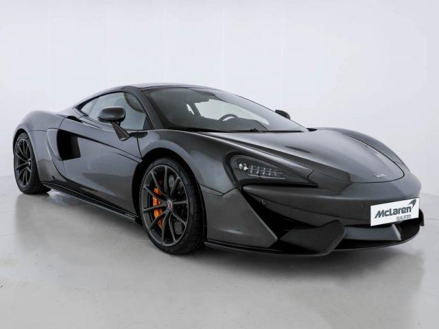 MCLAREN 570GT Coupé - McLaren Milano Immagine 0