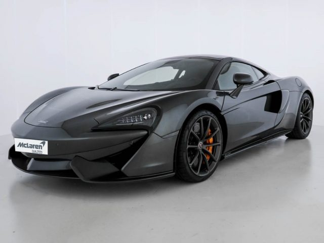 MCLAREN 570GT Coupé - McLaren Milano Immagine 2