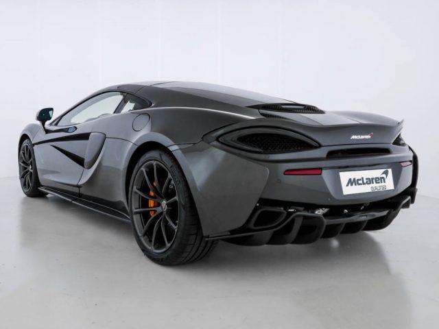 MCLAREN 570GT Coupé - McLaren Milano Immagine 3