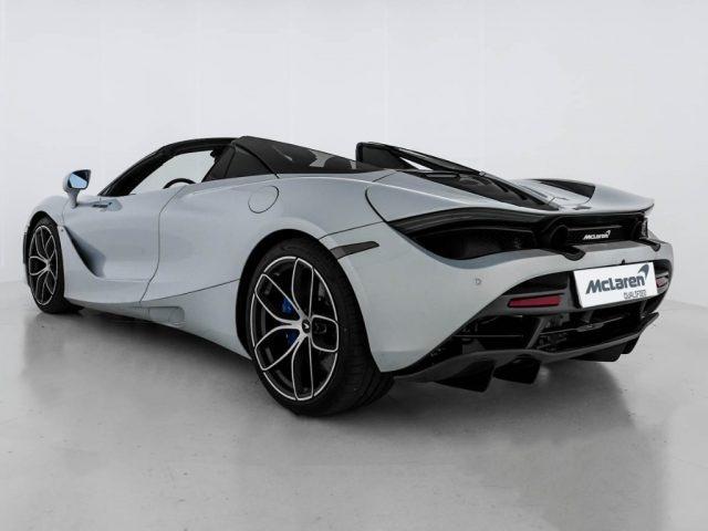 MCLAREN 720S Spider - McLaren Milano Immagine 3