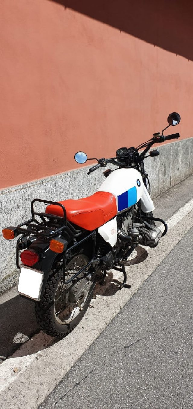 BMW R 80 GS * Immagine 2