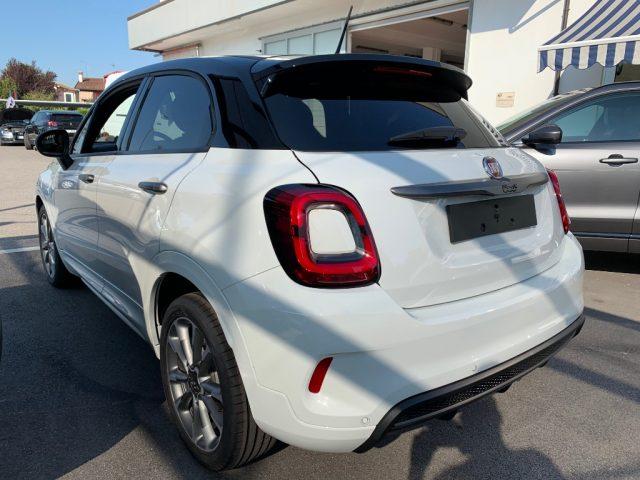 FIAT 500X 1.0 T3 120CV Sport - KM 0 - GPL POST VENDITA Immagine 4